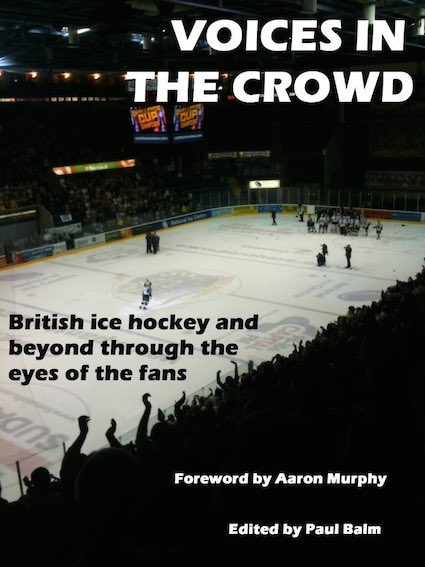 The Rink Rush – Voices In The Crowd – Manchester Storm