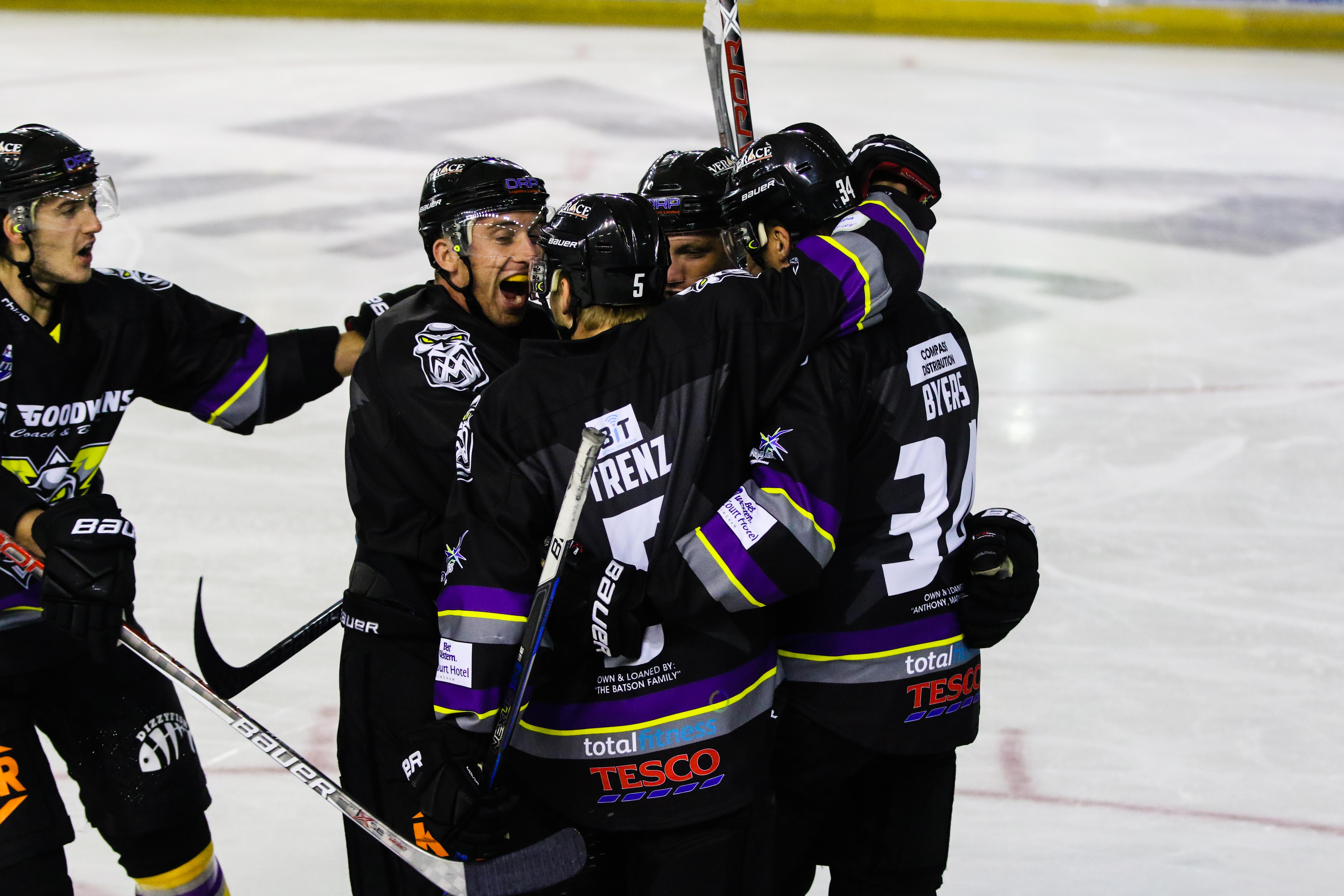 report storm too strong for lightning manchester storm