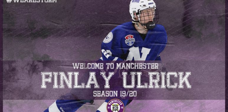Welcome to Manchester, Finlay Ulrick!