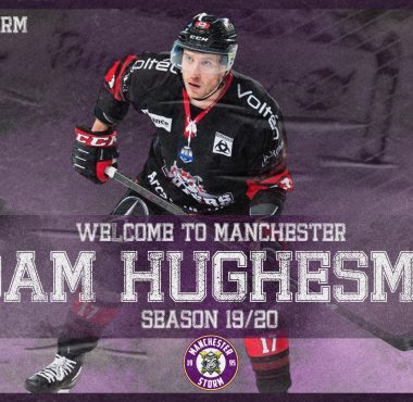 BREAKING NEWS: WELCOME TO MANCHESTER, ADAM HUGHESMAN!
