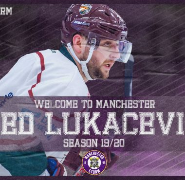 BREAKING NEWS: Welcome to Manchester, Ned Lukacevic!