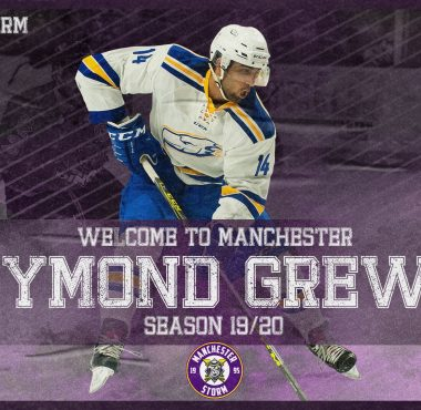 Breaking News: Welcome to Manchester, Raymond Grewal!