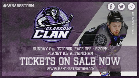 MATCH REPORT: Manchester Storm 6 - 4 Coventry Blaze
