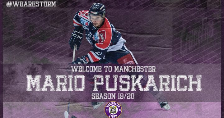Welcome to Manchester, Mario Puskarich