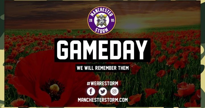GAME PREVIEW: Rememberance Day in the Storm Shelter this Sunday