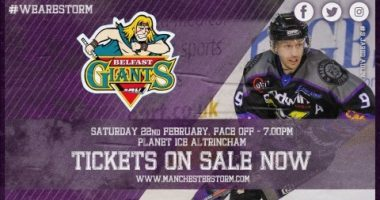 PREVIEW: Storm face Giants this Saturday!